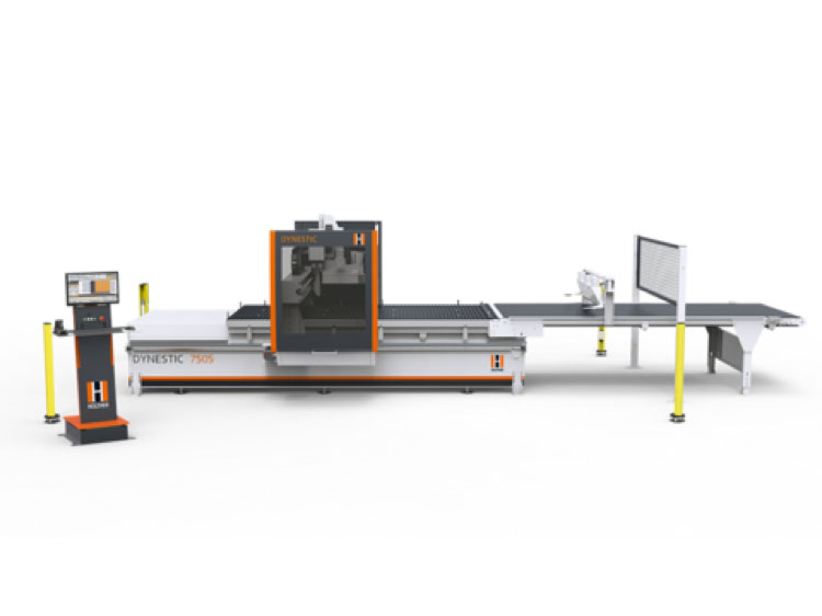 Holzer Dynestic 7505 CNC Router
